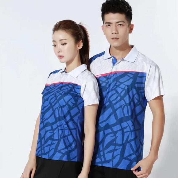 Quick Dry Breathable Badminton Shirt Women Men Sports Table Tennis T Shirts Team Game Running cheap jerseys cheap jerseys from china cheap jerseys china