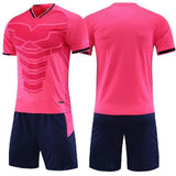 Adult Kids Soccer Jersey Set Survetement Football Kit Custom Men Child Futbol Training Uniforms cheap jerseys cheap jerseys from china cheap jerseys china 17