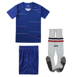 Blank Soccer Jersey Set Children Football Uniforms Boys Girls Custom Football Jersey Training Suits cheap jerseys cheap jerseys from china cheap jerseys china 12
