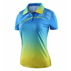2020 Summer Cheap Badminton Shirts Men/women,sport Short-sleeved Polo Shirts Tennis ,table Tennis cheap jerseys cheap jerseys from china cheap jerseys china 5