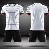 20/21 Blank New Men's Women Kids Soccer Jersey Set Football Match Uniforms Men Soccer Clothing Sets cheap jerseys cheap jerseys from china cheap jerseys china 3