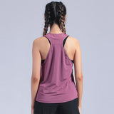 Female Gym Top Black Sleeveless Yoga Shirt Exercise Workout Sports T-shirts Yoga Top Gym Women cheap jerseys cheap jerseys from china cheap jerseys china 1
