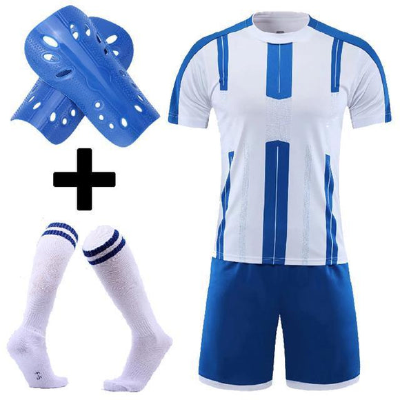 Adult Kids Soccer Jersey Set Survetement Football Kit Custom Men Child Futbol Training Uniforms cheap jerseys cheap jerseys from china cheap jerseys china 8
