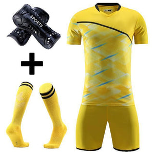 Adult Goalkeeper Soccer Jerseys Men Football Uniforms Men Soccer Clothes Sets Custom Adult Soccer cheap jerseys cheap jerseys from china cheap jerseys china 9