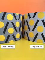 Load image into Gallery viewer, Dark Grey Lampshade 35cms diameter