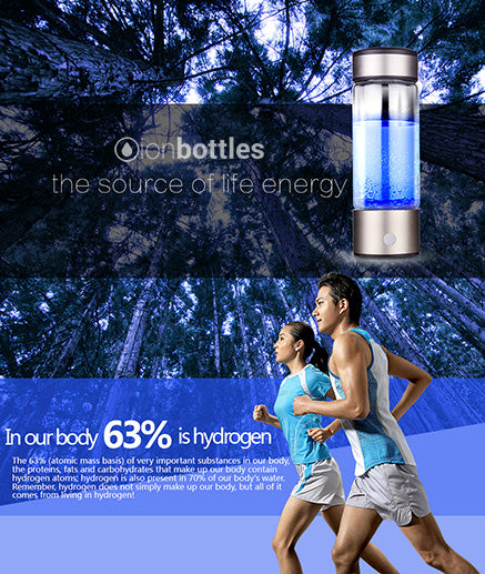 our body is 63 percent energy make sure you refill it