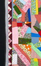Load image into Gallery viewer, Cotton Crazy Quilt, Reversible!
