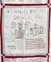 Load image into Gallery viewer, New Hope Baptist Church Quilt