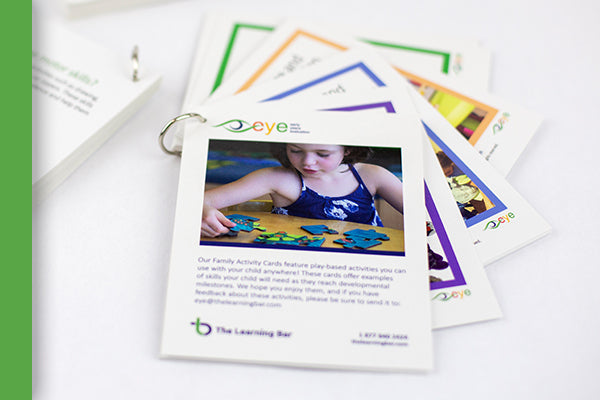 Family Activity Cards