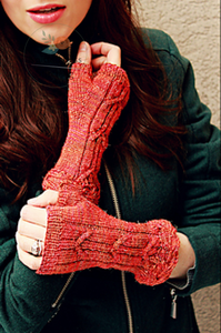 Causerie Hat & Mitts Pattern