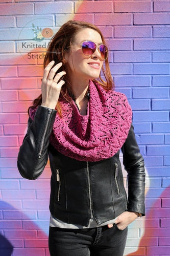 Knit City Cowl Pattern