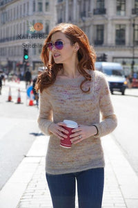 Oxford Circus Sweater Pattern