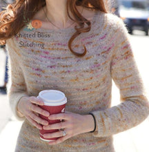 Load image into Gallery viewer, Oxford Circus Sweater Pattern