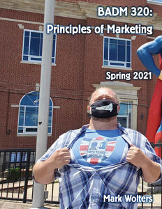 UIUC BADM 320 Principles of Marketing, Spring 2021