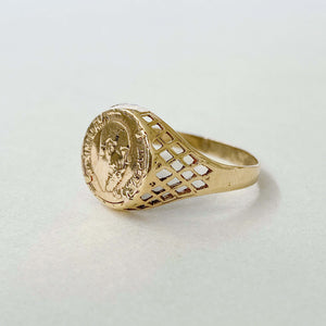 Vintage Maximiliano Ring