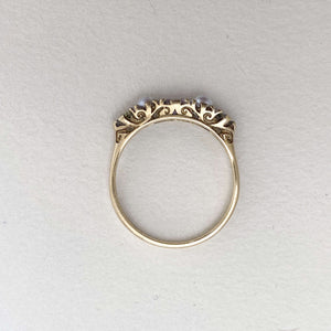 Vintage Suffragette Ring