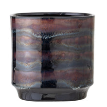 Load image into Gallery viewer, Black Striped Abalone Flowerpot
