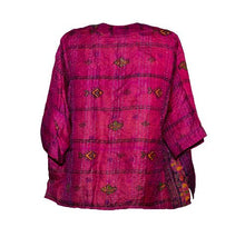 Load image into Gallery viewer, Kantha Kimono