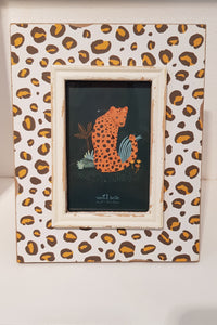 Leopard Love Picture Frame