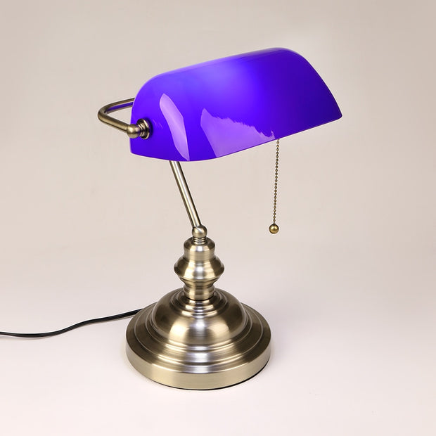 Banker's Style Retro Lamp