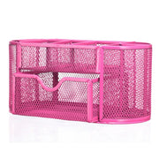 Metal Mesh Table Organizer