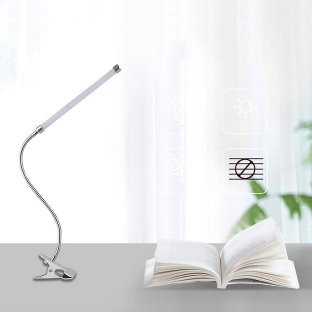 Rotary Clip-On Lamp