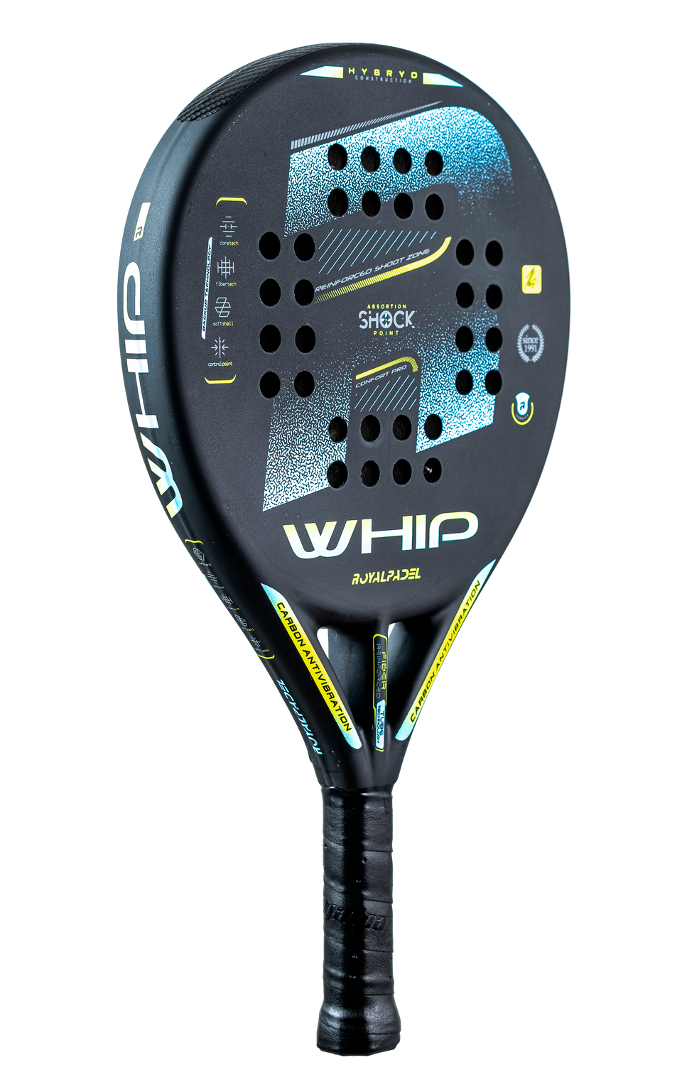 ROYAL PADEL WHIP 790 HYBRID 2021