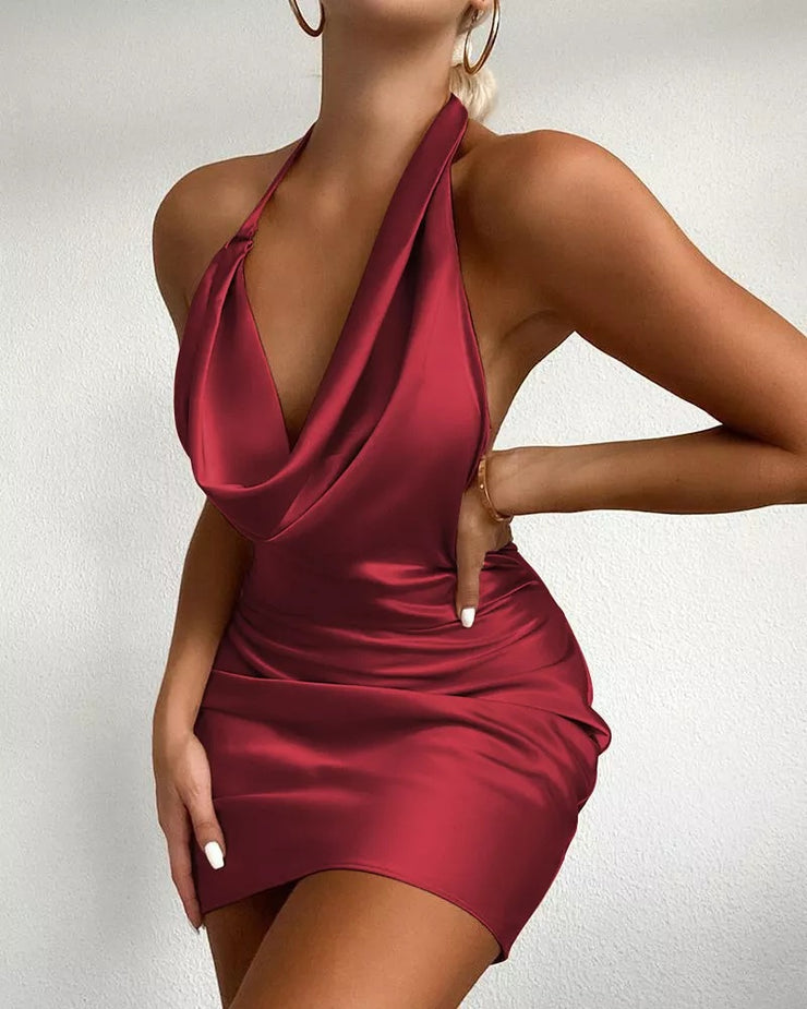 Catch Me If You Can - Bodycon Dress