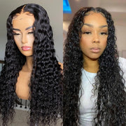 Deep Wave 13x4 Lace Front Human Hair Wig