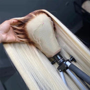 Ombre blonde  Lace wig