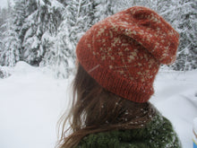 Load image into Gallery viewer, <transcy>Snow crystal hat</transcy>
