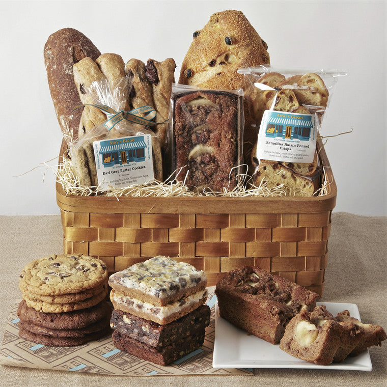 Bread and Sweets