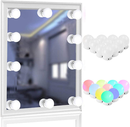 10 Bulb USB Vanity Mirror Light Snatcher Online Shopping South Africa