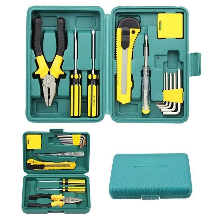 11 Piece Car Repair Kit Toolbox Snatcher Online Shopping South Africa