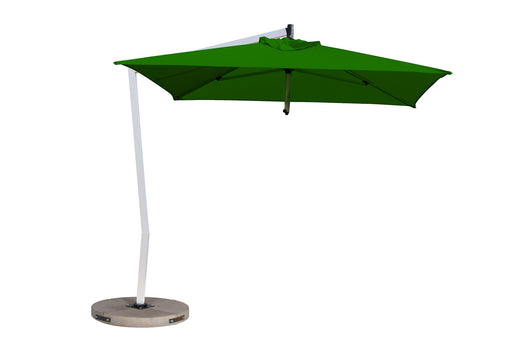 2.5m Square Madiba Cantilever Eezilock Parasol  (Base Included) Snatcher Online Shopping South Africa