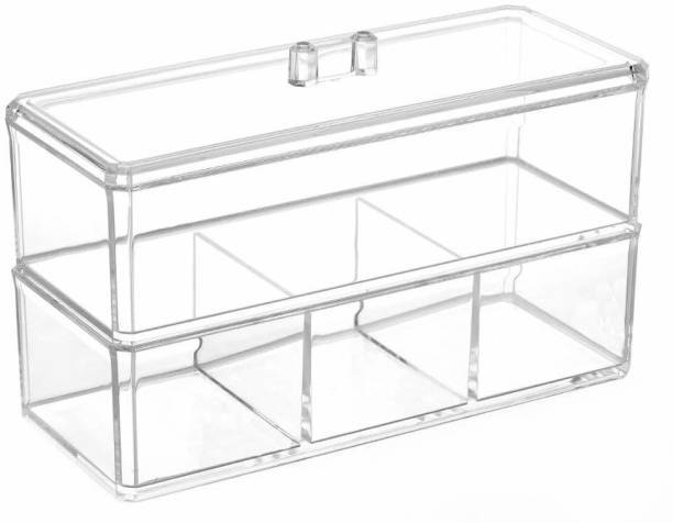 2 Layer Acrylic Makeup Organizer Snatcher Online Shopping South Africa