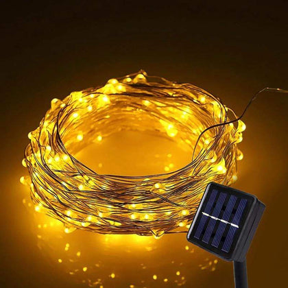 20m Solar Fairy Lights Snatcher Online Shopping South Africa