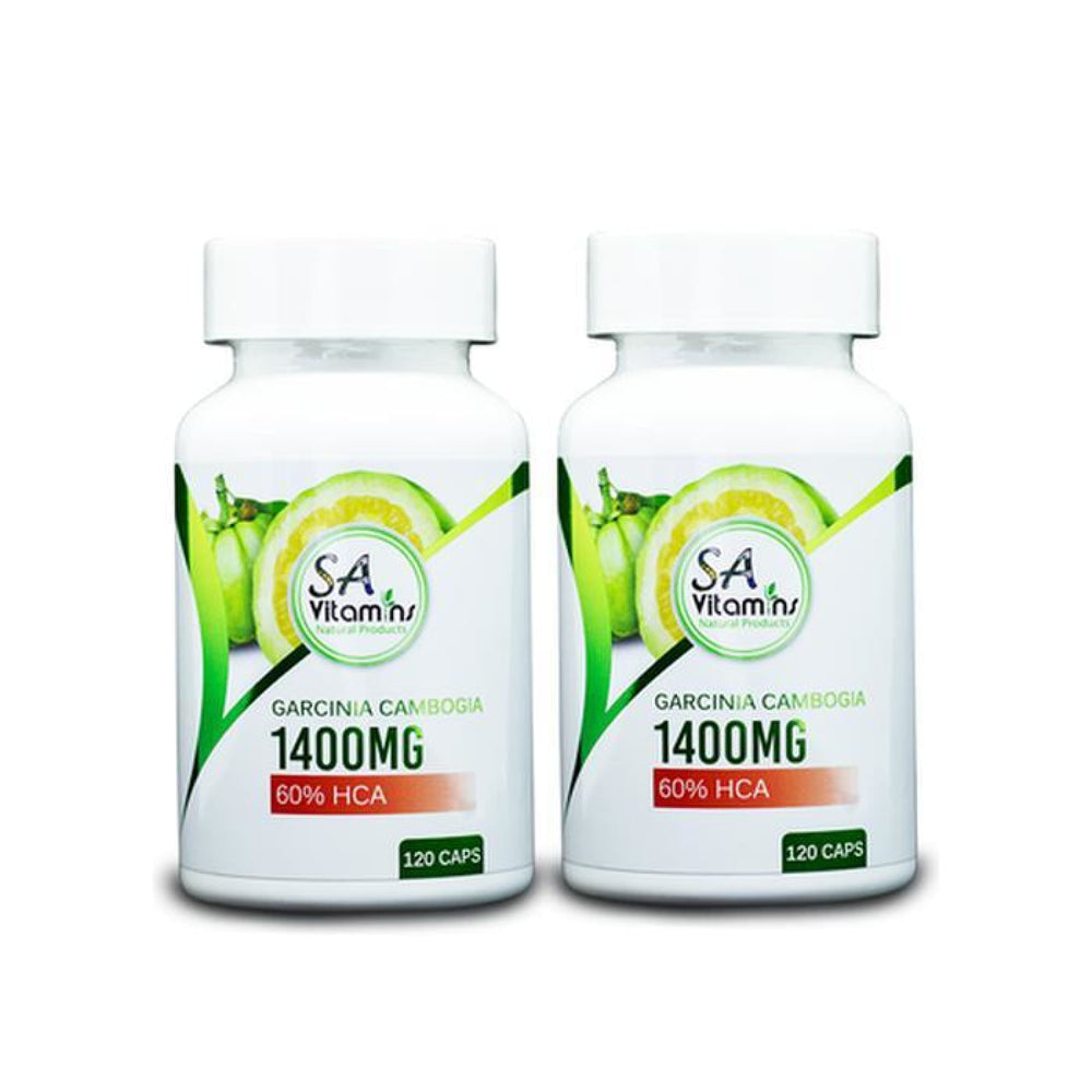 2x Garcinia Cambogia 1400 mg 120 Caps Snatcher Online Shopping South Africa
