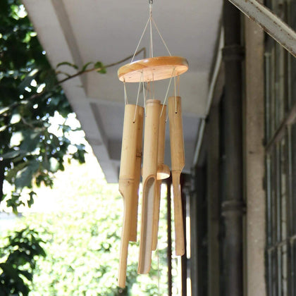 30cm Bamboo Wind Chime Snatcher Online Shopping South Africa