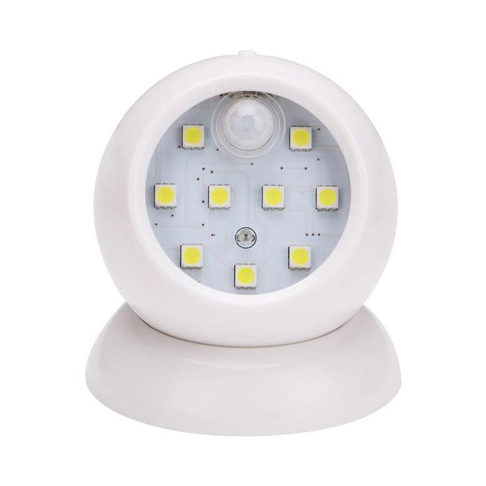 360° Rotating Motion Activated COB LED Light Snatcher Online Shopping South Africa