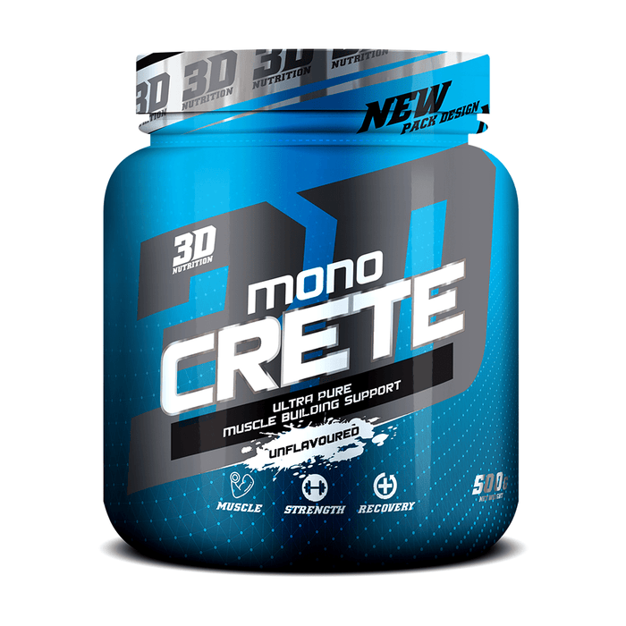 3D Nutrition Mono Crete Snatcher Online Shopping South Africa