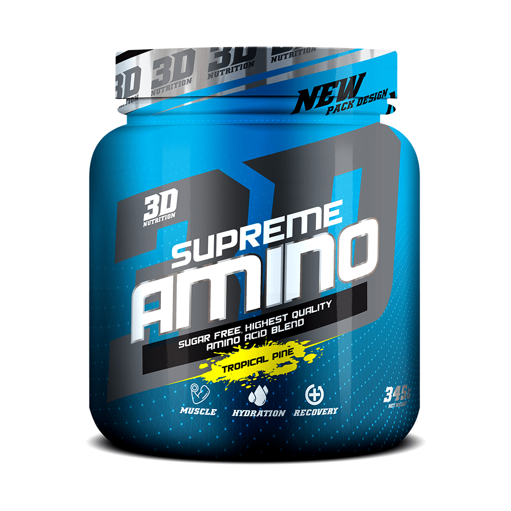 3D Nutrition Supreme Amino Tropical Pine Snatcher Online Shopping South Africa