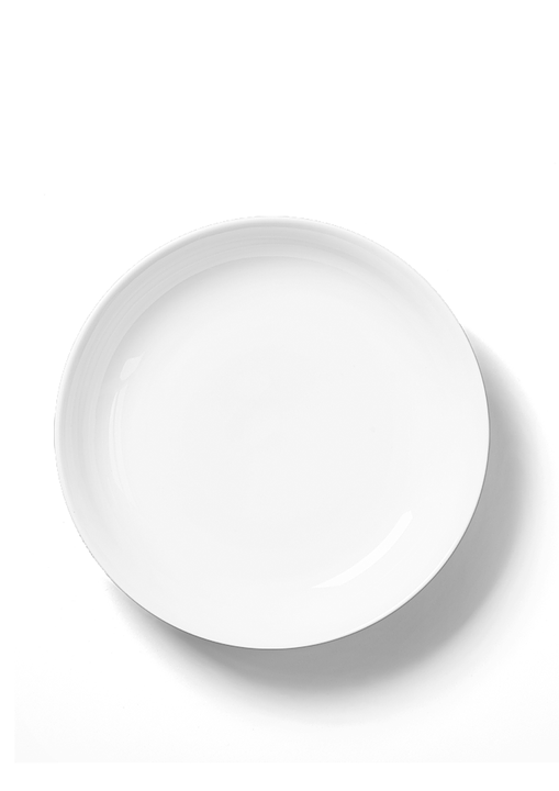 4-Piece Melamine White Plates Snatcher Online Shopping South Africa
