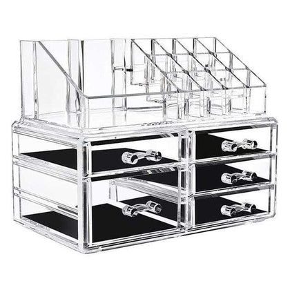 5 Drawer Acrylic Cosmetic Storage Box Snatcher Online Shopping South Africa