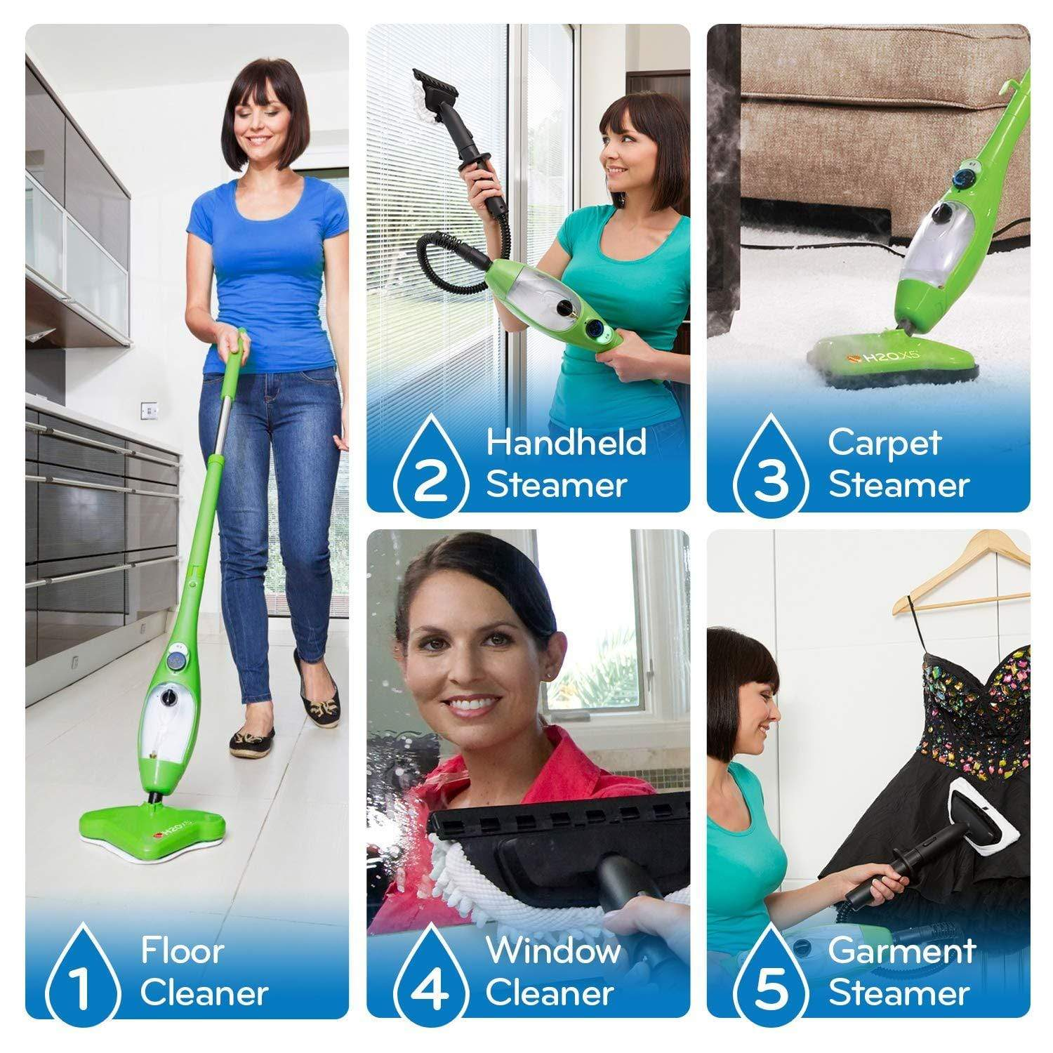 5-In-1 Steam Cleaner Snatcher Online Shopping South Africa