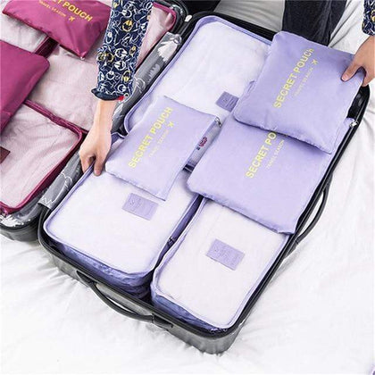 6 Piece Luggage Organizers Snatcher Online Shopping South Africa