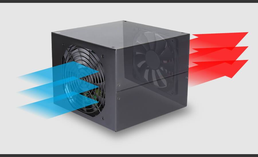 AeroCool Gold Miner 2000w Power Supply Optimized for Mining Systems Snatcher Online Shopping South Africa