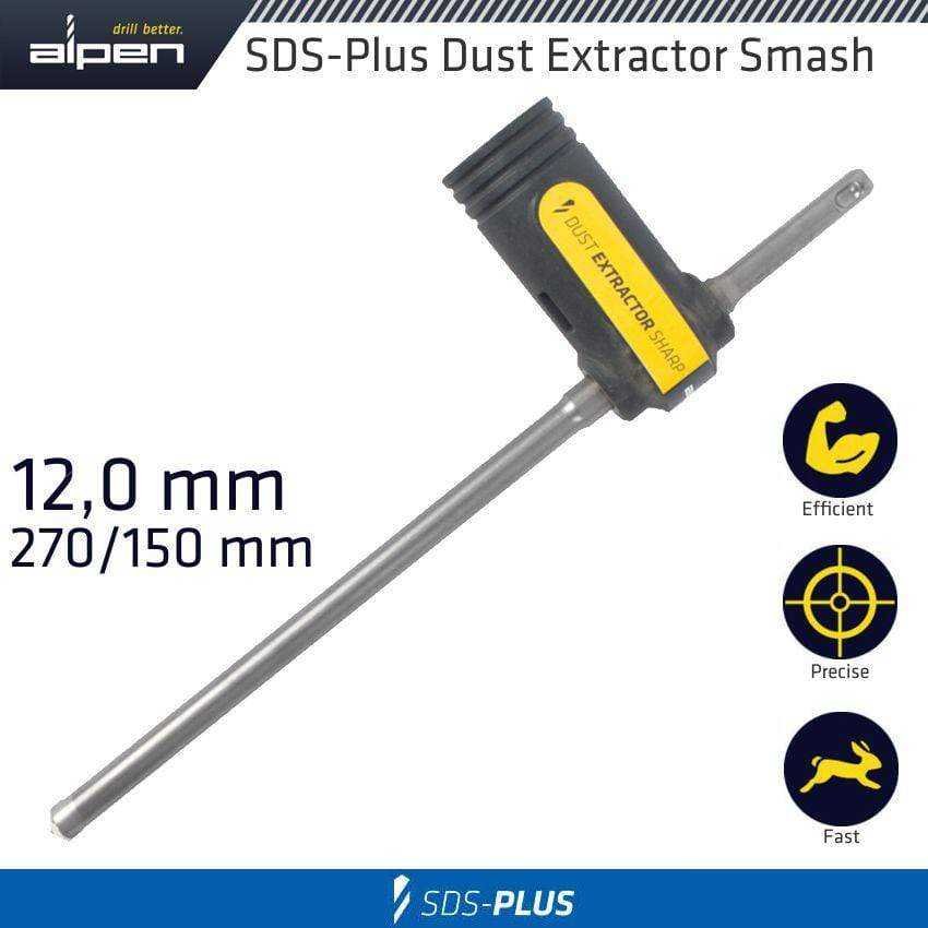 Alpen Dust Ext Sharp Mason Sds 270/150 12.0 Snatcher Online Shopping South Africa