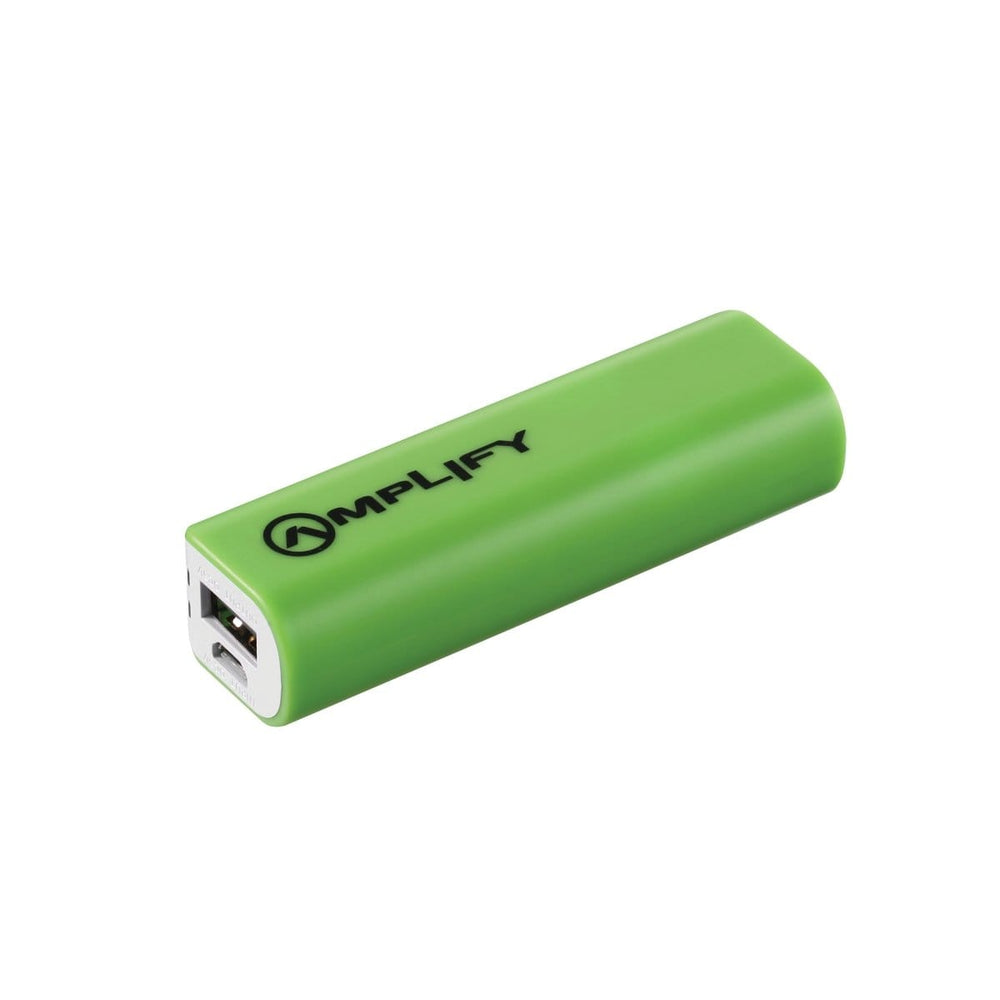 Amplify Verve Series 2000mAh Powerbank - Green & White Snatcher Online Shopping South Africa
