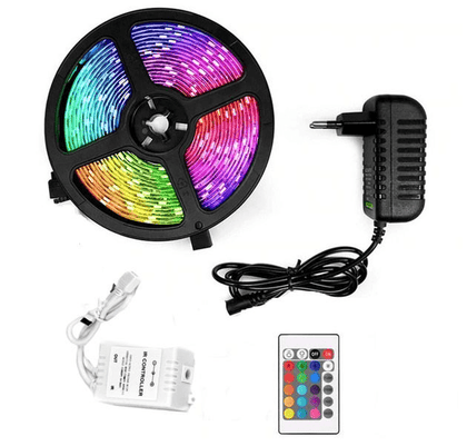 Andowl 5m LED Colourful Strip Lights Snatcher Online Shopping South Africa